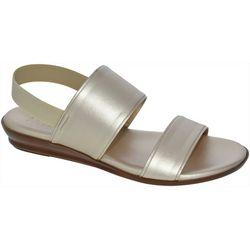 Italian Shoemakers Womens Max Slingback Sandals