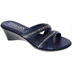Italian Shoemakers Womens Passion Wedges