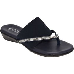 Italian Shoemakers Womens Luxi Wedge Sandals