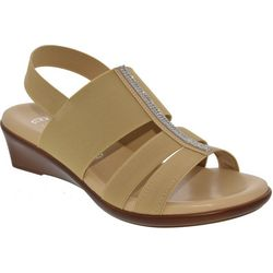 Italian Shoemakers Womens Cache Strappy Sandals