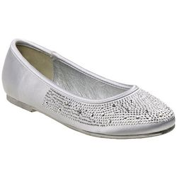 Girls Embellished Flats