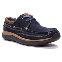 Propet Mens Pomeroy Boat Shoes