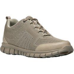 Propet USA Mens McLean Mesh Oxford Shoes