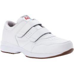 Propet USA Mens Cross Walker LE Strap Sneakers