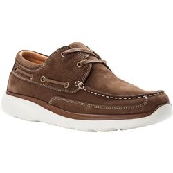 Propet USA Mens Orman Boat Shoes