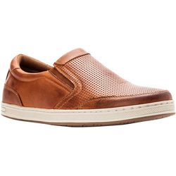 Propet USA Mens Logan Slip On Shoes
