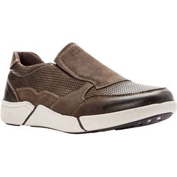 Propet USA Mens Lane Slip On Sneakers