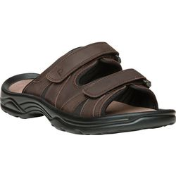 Propet USA Mens Vero Slide Sandals