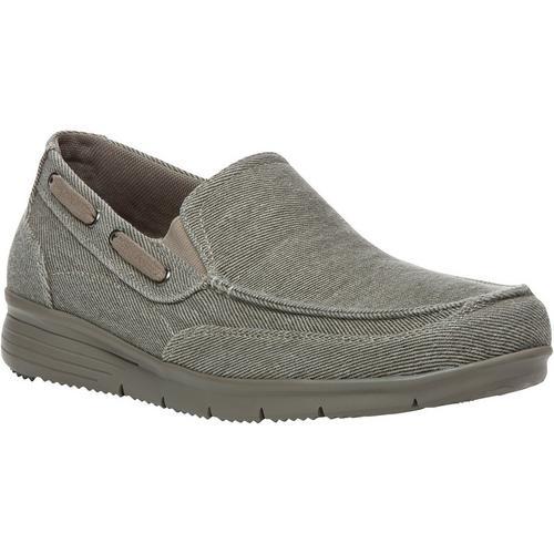 f0cbbe84b4ade Propet USA Mens Sawyer Slip On Shoes