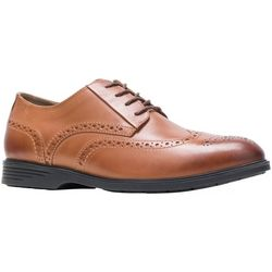Hush Puppies Mens Skepsky WT Leather Oxfords