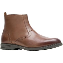 Hush Puppies Mens Shepsky Zip Boots