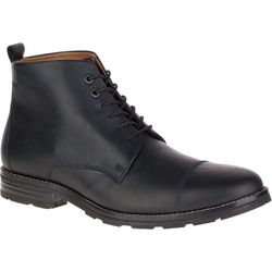 Hush Puppies Mens Gage Park View Ice Ankle Boots