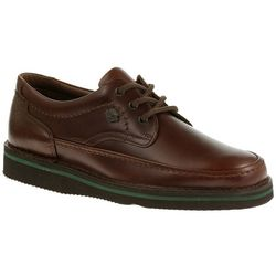 Mens Mall Walker Leather Shoes