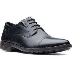 Mens Birkett Cap Oxford Shoes