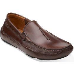 Clarks  Mens Ashmot Race Loafers