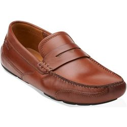 Clarks Mens Ashmont Way Loafers
