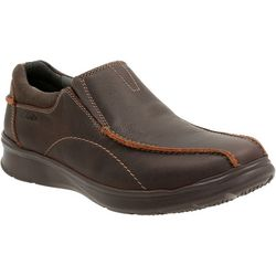 Clarks Mens Cotrell Step Loafers