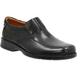 Clarks Mens Escalade Step Loafers