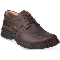 Clarks Mens Espace Lace Up Shoes