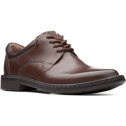 Clarks Mens Gladson Plain Oxfords
