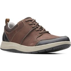 Clarks Mens Shoda Stride Lace Up Shoes
