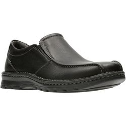Clarks Mens Vanek Step Loafers