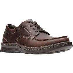 Clarks Mens Vanek Step Oxfords