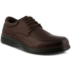 Spring Step Mens Brogan Leather Oxfords