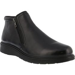 Spring Step Mens Mason Zipper Boots