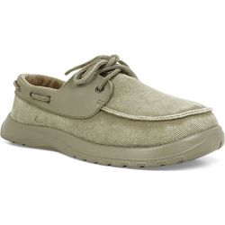 Soft Science Mens Cruise Canvas Boat Shoes