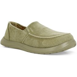 Soft Science Mens Durango Canvas Slip On Shoes