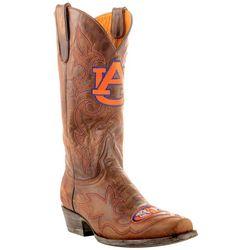 Gameday Auburn Tigers Mens Cowboy Boots