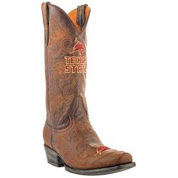 Gameday Boots Texas State Bobcats Mens Cowboy Boots