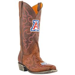Gameday Arizona Wildcats Mens Cowboy Boots