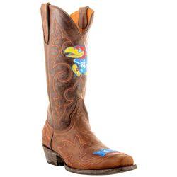 Gameday Boots Kansas Jayhawks Mens Cowboy Boots