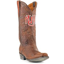 Gameday New Mexico Lobos Mens Cowboy Boots