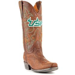Gameday South Florida Bulls Mens Cowboy Boots