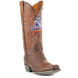 Gameday Texas Miners Mens Cowboy Boots