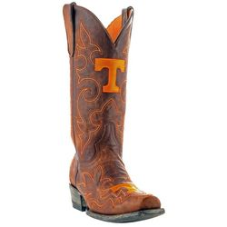 Gameday Boots Tennessee Volunteers Mens Cowboy Boots