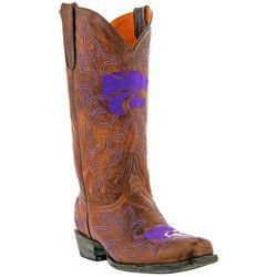 Gameday Kansas State Wildcats Mens Cowboy Boots