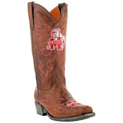 Gameday Mississippi State Mens Cowboy Boots