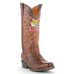 Gameday Boots LSU Tigers Mens Boardroom Boots