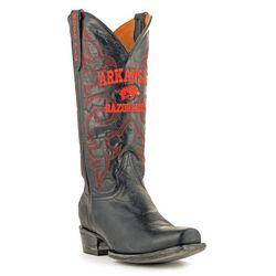 Gameday Boots Arkansas Razorbacks Mens Boardroom Boots