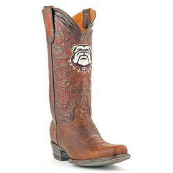 Gameday Georgia Bulldogs Mens Boardroom Boots