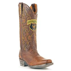 Gameday Boots Baylor Bears Mens Boardroom Boots