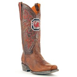 Gameday Boots USC Gamecocks Mens Boardroom Boots