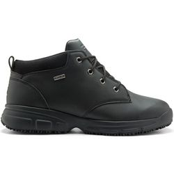 Mens Memory Mike Mid Work Shoes