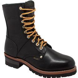 Mens 9'' Logger Boots
