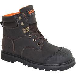 Mens 6'' Steel Toe Work Boots