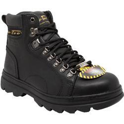 Mens 6'' Steel Toe Hiking Boots